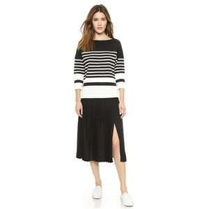 Vince Nautical Striped Sweater